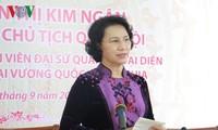 Top legislator's activities in Cambodia