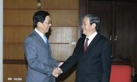 Vietnam treasures friendship with China