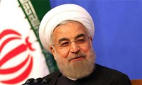 Iranian President begins State visit to Vietnam