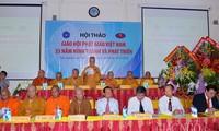 Workshop on 35 years of Vietnam Buddhist Shangha