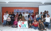 Get-together of Indonesian radio fans in Yogyakarta