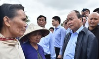 Prime Minister Nguyen Xuan Phuc requests post-flood efforts
