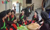 Preserving Quan Ho folk singing
