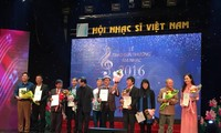 Vietnam Musicians Association's Awards 2016