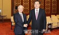 Vietnam, China boost legislative cooperation