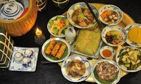 New Year's Eve of a Vietnamese family