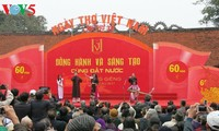 Memorable moments of Vietnam Poetry Day