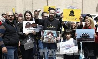 World divided over Syria