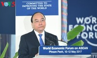 Vietnam to host World Economic Forum on ASEAN 2018