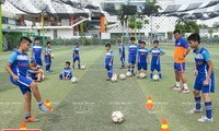 S&A Academy forges friendship between Vietnamese and Thai footballers