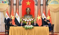 Vietnam, Egypt agree to boost win-win cooperation