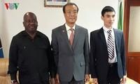 Vietnam, Tanzania boost friendship