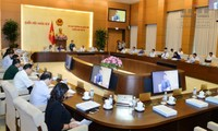 National Assembly Standing Committee meets
