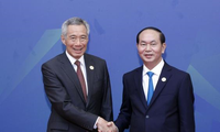 President receives leaders of APEC member economies