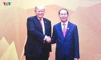 US President pays state visit to Vietnam