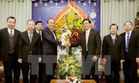 Deputy PM congratulates Catholics, Protestants on Xmas