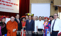 Vietnam Fatherland Front strengthens national great unity: PM