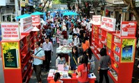 Ho Chi Minh city Book Street draws 2.5 million visitors