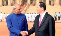 Vietnam, India strengthen comprehensive strategic partnership