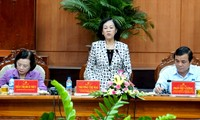 Quang Nam urged to strengthen Party leadership