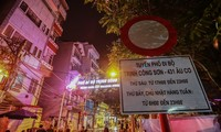 Hanoi opens Trinh Cong Son walking street