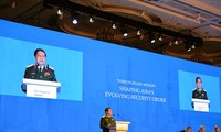 Shangri-La Dialogue: Vietnam affirms self-reliance, cooperation, obedience to international law