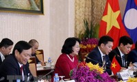 Vice President calls for further coordination with Laos in  fine-tuning legal system