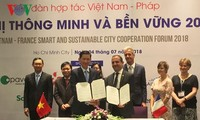 Vietnam, France discuss smart, sustainable city