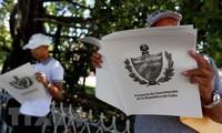 Cuba announces public consultation on draft constitution