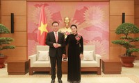 Vietnam creates favorable environment for RoK businesses: NA Chairwoman