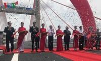 Ha Long-Hai Phong Highway inaugurated