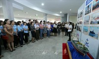 "Exhibition on ""Sea, Islands and Navy Soldiers"""
