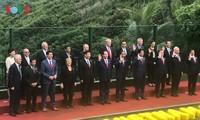 President Tran Dai Quang's hospitality shines at APEC 2017