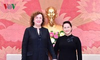 Vietnam NA support exchange, cooperation with Russian MPs