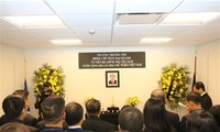 Vietnamese President remembered abroad