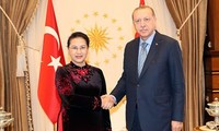 NA Chairwoman concludes trip to attend MSEAP 3, Turkey visit