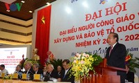 7th National Congress of Vietnamese Catholics opens