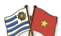 Vietnam, Uruguay mark 25 years of diplomatic ties