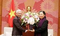 NA Vice Chairwoman meets UN Resident Coordinator in Vietnam