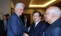 Vietnam, Cuba promote trade, investment ties