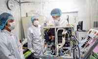 Vietnamese-made satellite to be launched into orbit in January