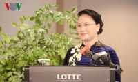 Vietnamese in RoK forge closer ties of the two nations: NA Chairwoman