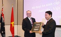 Vietnam, Australia hold security dialogue at deputy ministerial level