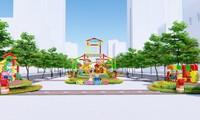 Nguyen Hue Flower Street to open to public in early February