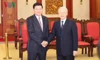 New momentum for Vietnam-Laos cooperation