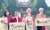 Female foreign ambassadors wish Vietnam happy Lunar New Year