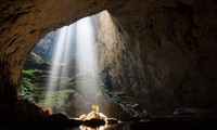 Son Doong named amazing place discovered recently