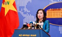 Vietnam calls for respect, enforcement of law on territorial waters