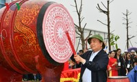 PM launches tree planting festival in Nghe An