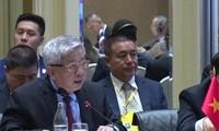 ASEAN defense senior officials discuss sustainable security